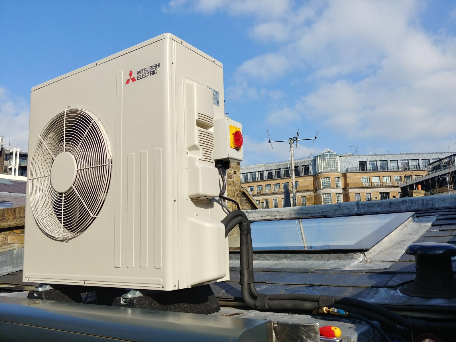 air conditioning service enfield