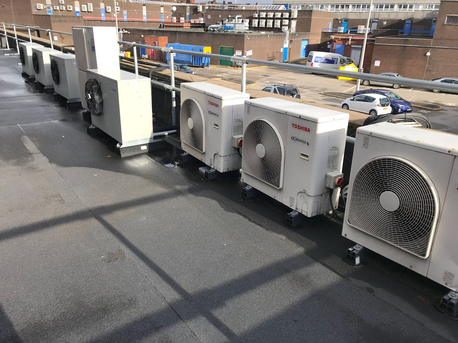 air conditioning repair London