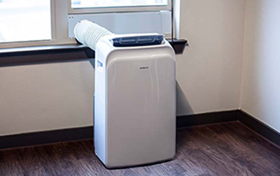 portable air conditioner repair North London